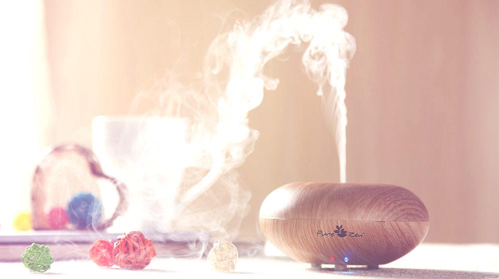 11 bienfaits de l'utilisation d'huiles essentielles avec un diffuseur