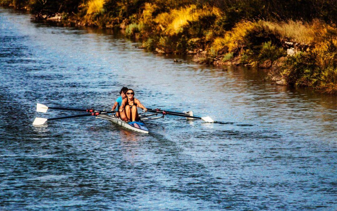 Les 10 bienfaits du rameur (et de l'aviron)