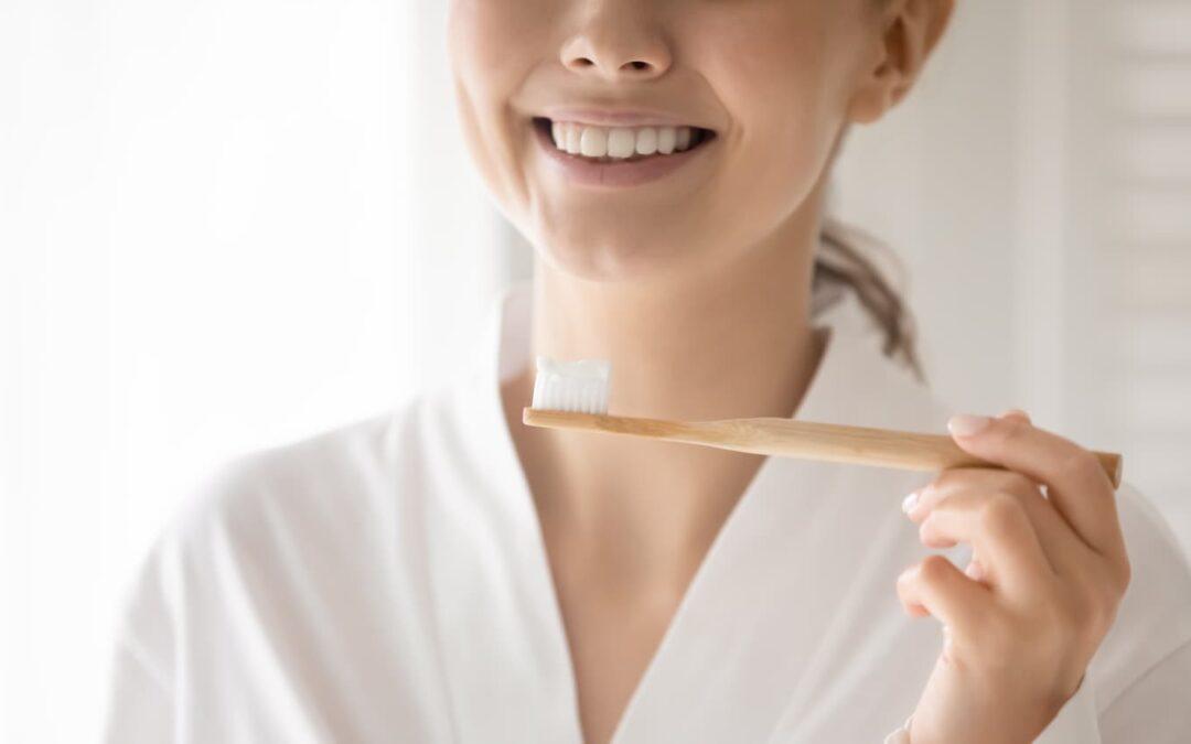 La brosse à dents en bambou, l'alternative écologique à la brosse à dents classique